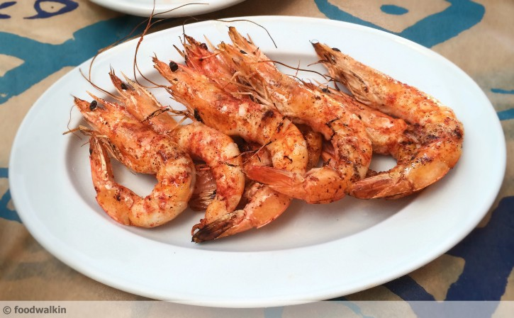 shrimps truffle w