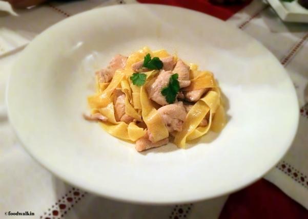pasta chicken