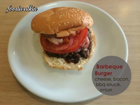 bbq burger copy