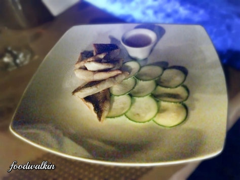 seabass filet
