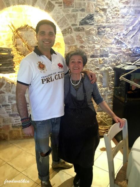 isidora & son