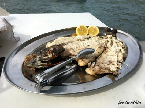 fish pantelis