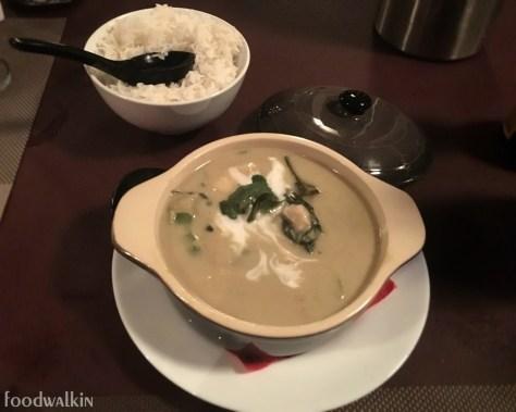 green-curry-chicken